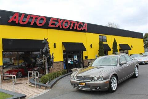 2009 Jaguar XJ for sale at Auto Exotica in Red Bank NJ