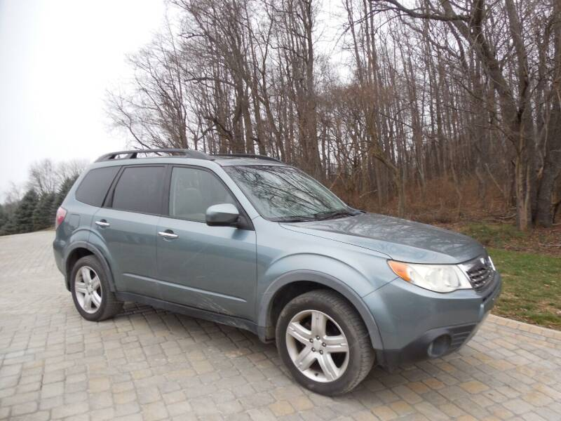 2009 Subaru Forester for sale at Marsh Automotive in Ruffs Dale PA