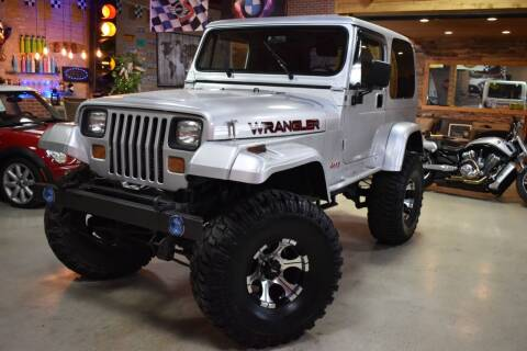 1995 Jeep Wrangler for sale at Chicago Cars US in Summit IL