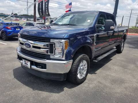 2019 Ford F-250 Super Duty for sale at ON THE MOVE INC in Boerne TX