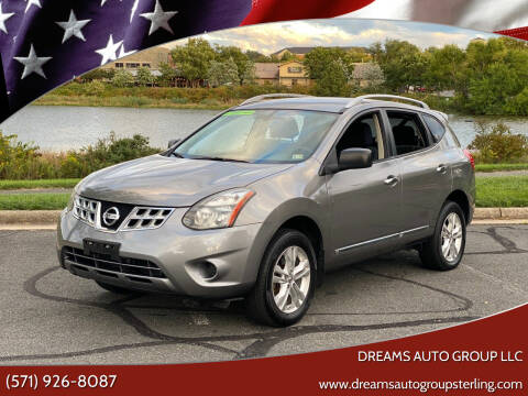 2015 Nissan Rogue Select for sale at Dreams Auto Group LLC in Sterling VA