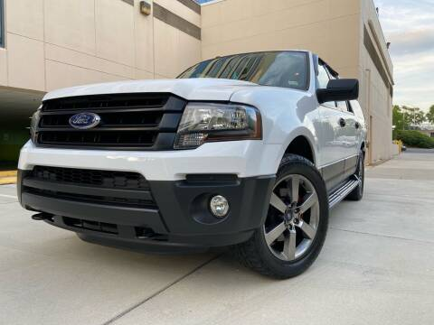 2017 Ford Expedition EL for sale at Total Package Auto in Alexandria VA