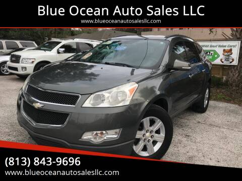 2011 Chevrolet Traverse for sale at Blue Ocean Auto Sales LLC in Tampa FL