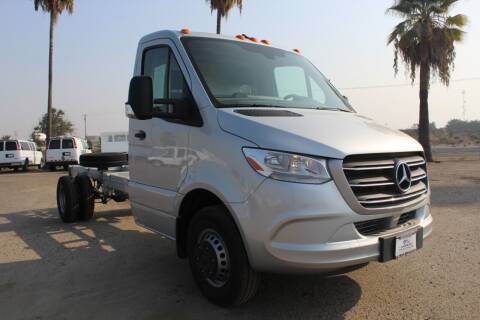 2019 Mercedes-Benz Sprinter Cab Chassis for sale at Kingsburg Truck Center in Kingsburg CA