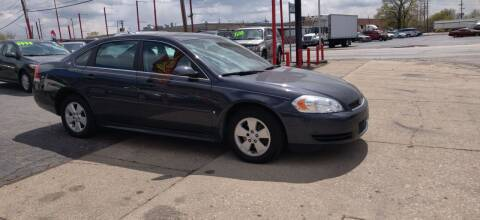 2009 Chevrolet Impala for sale at Nationwide Auto Group in Melrose Park IL