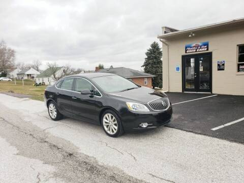 2013 Buick Verano for sale at Hackler & Son Used Cars in Red Lion PA