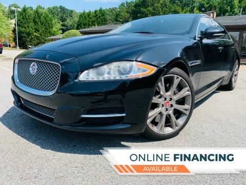 2014 Jaguar XJL for sale at Classic Luxury Motors in Buford GA