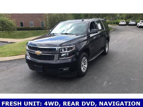 2017 Chevrolet Tahoe for sale at STANLEY FORD ANDREWS in Andrews TX