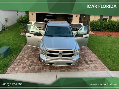 2015 RAM Ram Pickup 1500 for sale at ICar Florida in Lutz FL