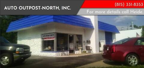2012 Toyota Corolla for sale at Auto Outpost-North, Inc. in McHenry IL