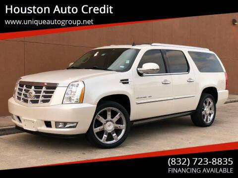 2011 Cadillac Escalade ESV for sale at Houston Auto Credit in Houston TX