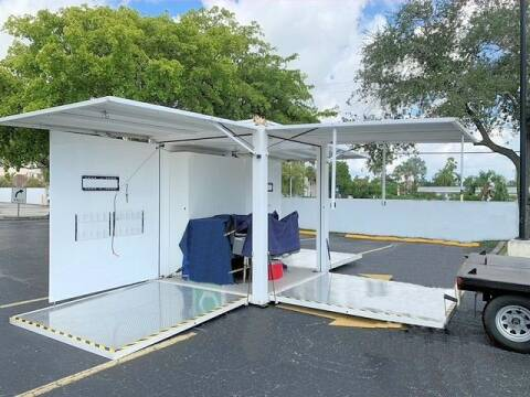 2015 SMAK DISPLAY PRESENTATION for sale at M.D.V. INTERNATIONAL AUTO CORP in Fort Lauderdale FL