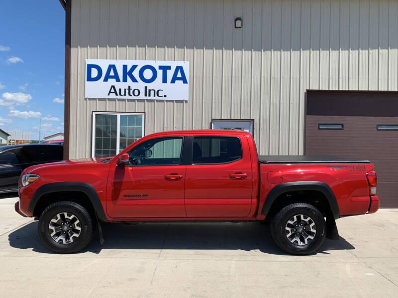2016 Toyota Tacoma for sale at Dakota Auto Inc. in Dakota City NE
