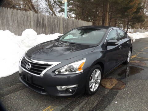 2013 Nissan Altima for sale at Wayland Automotive in Wayland MA