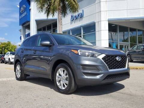 2019 Hyundai Tucson for sale at DORAL HYUNDAI in Doral FL