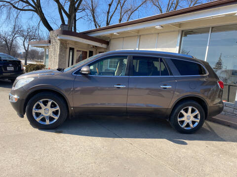 2010 Buick Enclave for sale at Midway Car Sales in Austin MN