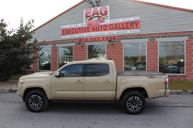 2020 Toyota Tacoma for sale at EXECUTIVE AUTO GALLERY INC in Walnutport PA