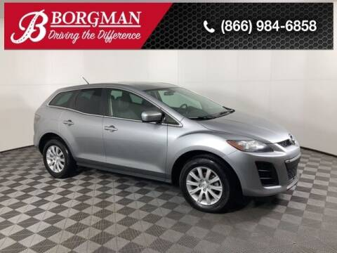 2011 Mazda CX-7 for sale at BORGMAN OF HOLLAND LLC in Holland MI