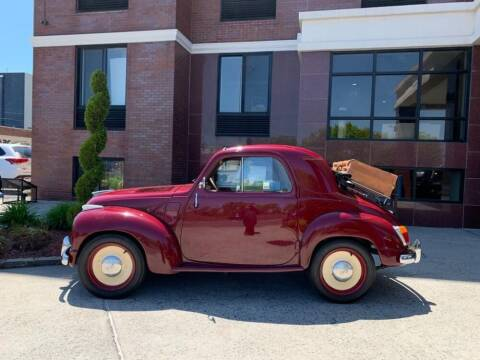 1953 FIAT 500 for sale at Gullwing Motor Cars Inc in Astoria NY