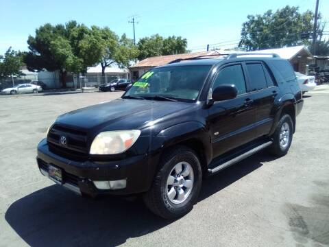 2004 Toyota 4Runner for sale at Larry's Auto Sales Inc. in Fresno CA