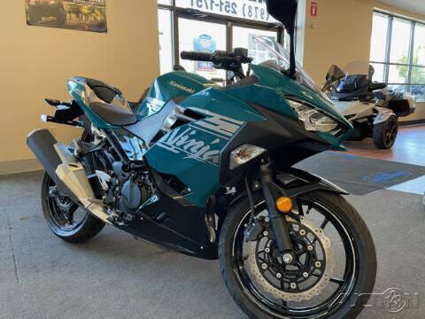 2021 Kawasaki Ninja® 400 for sale at ROUTE 3A MOTORS INC in North Chelmsford MA