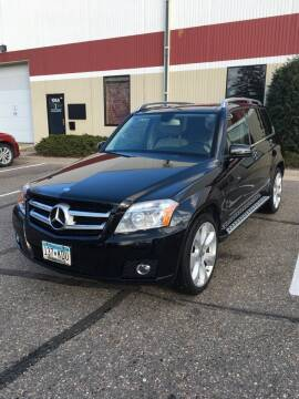 2011 Mercedes-Benz GLK for sale at Specialty Auto Wholesalers Inc in Eden Prairie MN