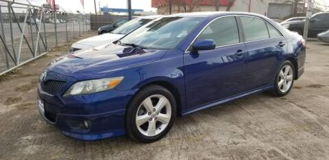 2011 Toyota Camry for sale at AI MOTORS LLC in Killeen TX