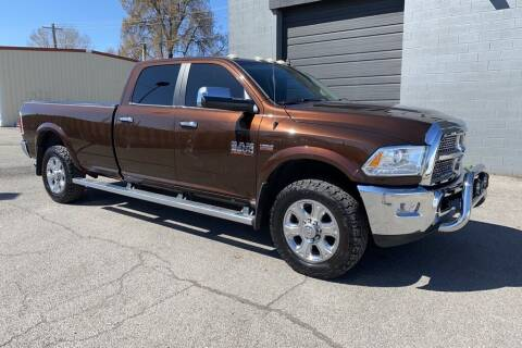 2014 RAM Ram Pickup 3500 for sale at Truck Ranch in Logan UT