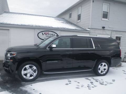 2015 Chevrolet Suburban for sale at VICTORY AUTO in Lewistown PA