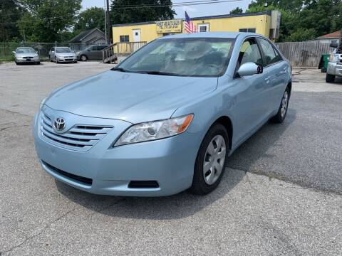 2007 Toyota Camry for sale at Honest Abe Auto Sales 2 in Indianapolis IN