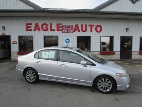 2010 Honda Civic for sale at Eagle Auto Center in Seneca Falls NY