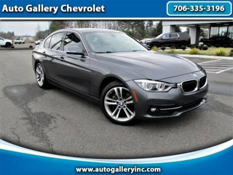 2017 BMW 3 Series for sale at Auto Gallery Chevrolet in Commerce GA