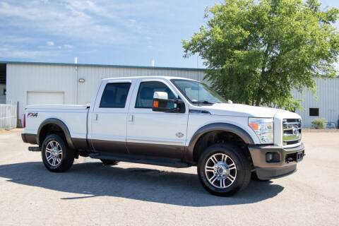 2016 Ford F-250 Super Duty for sale at Alta Auto Group LLC in Concord NC