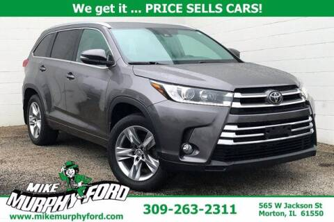2018 Toyota Highlander for sale at Mike Murphy Ford in Morton IL
