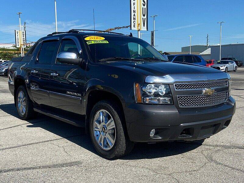 2010 Chevrolet Avalanche for sale in Lafayette, IN