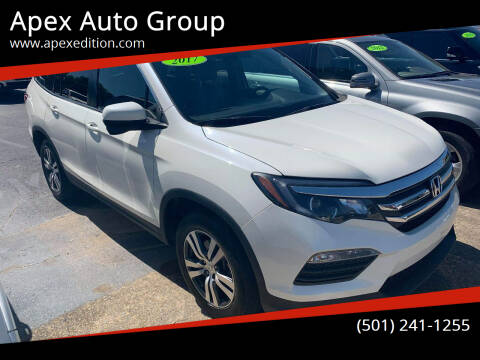 2017 Honda Pilot for sale at Apex Auto Group in Cabot AR