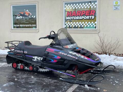 1997 Polaris Indy 500 liquid Cooled for sale at Harper Motorsports-Powersports in Post Falls ID