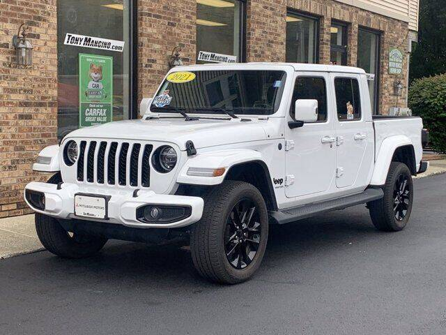 2021 Jeep Gladiator for sale at The King of Credit in Clifton Park NY