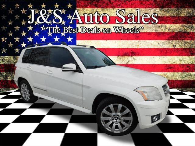 2010 Mercedes-Benz GLK for sale at J & S Auto Sales in Clarksville TN