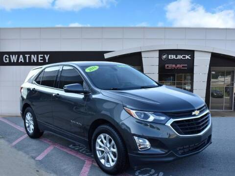 2018 Chevrolet Equinox for sale at DeAndre Sells Cars in North Little Rock AR