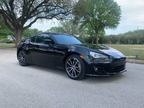 2018 Subaru BRZ for sale at 210 Auto Center in San Antonio TX