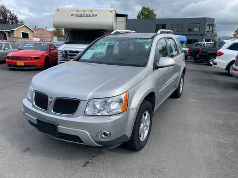 2008 Pontiac Torrent for sale at ALASKA PROFESSIONAL AUTO in Anchorage AK