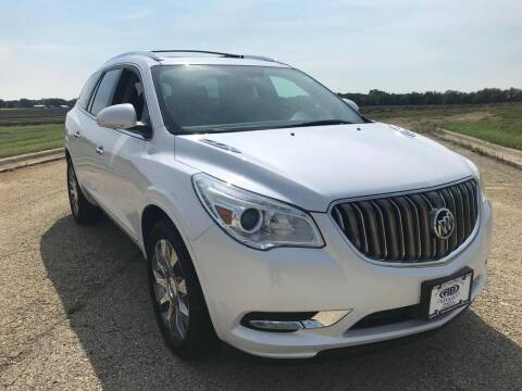 2016 Buick Enclave for sale at Alan Browne Chevy in Genoa IL