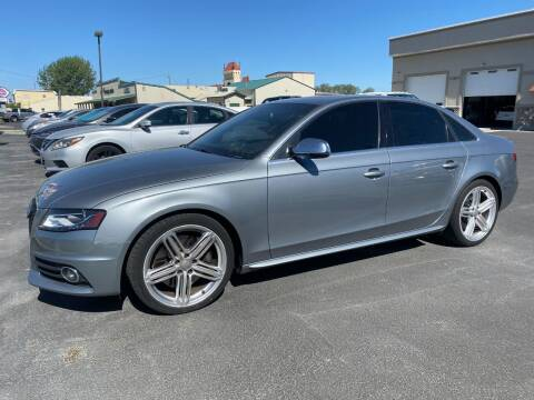 2011 Audi S4 for sale at Auto Image Auto Sales Chubbuck in Chubbuck ID