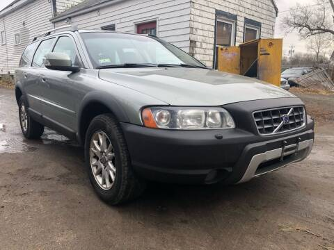 2007 Volvo XC70 for sale at Specialty Auto Inc in Hanson MA