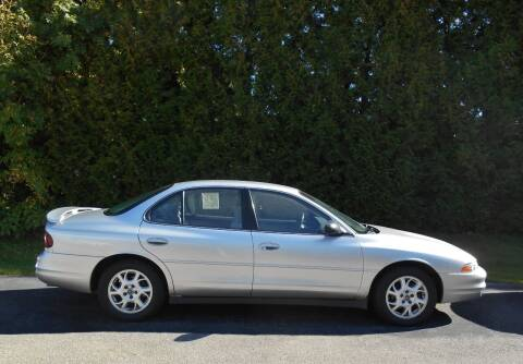 2002 Oldsmobile Intrigue for sale at CARS II in Brookfield OH