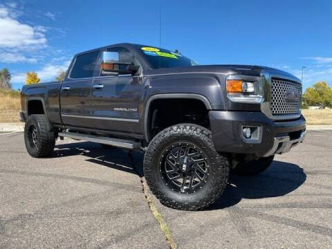2016 GMC Sierra 2500HD for sale at UNITED Automotive in Denver CO