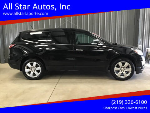 2017 Chevrolet Traverse for sale at All Star Autos, Inc in La Porte IN