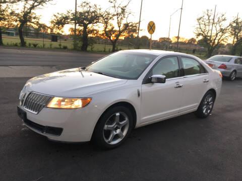 2010 Lincoln MKZ for sale at Morelia Auto Sales & Service in Maywood IL