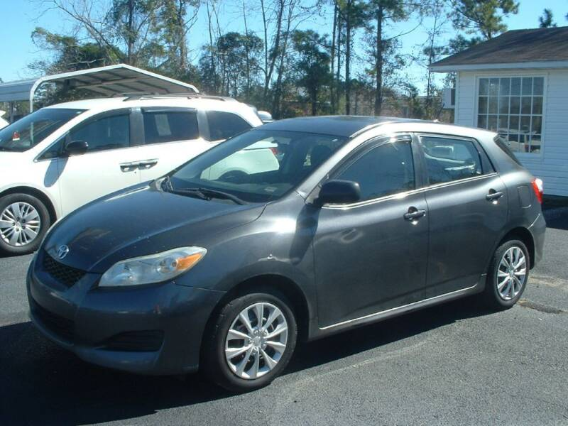 2009 Toyota Matrix for sale at Northgate Auto Sales in Myrtle Beach SC